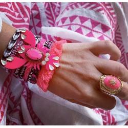 Bracelet PINCETTE ROZ