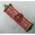 Bracelet CROIX rouge 3